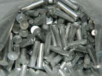 "100 x Rivets Solid CSK Diameter 1/8"" Length 9/16"" Part NSA5414-32-14 [W10]"